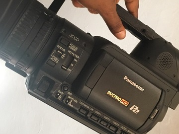 Rent: PANASONIC HVX -200 P@ camera