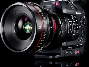 Rent: Canon EOS C200 Cinema Camera (Body Only)