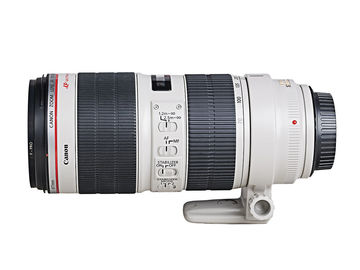 Rent: Canon EF 70-200mm f/2.8 L IS II w/ seamless focus and zoom