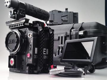 Rent: Full RED Dragon Camera Package (1 of 2)