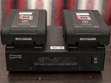 Rent: (2) V-Mount Batteries