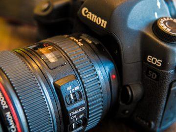 Rent: Canon EOS 5D Mark II
