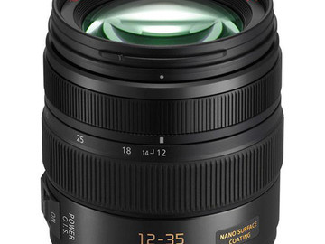 Rent: Panasonic Lumix 12-35mm f/2.8 MFT Lens