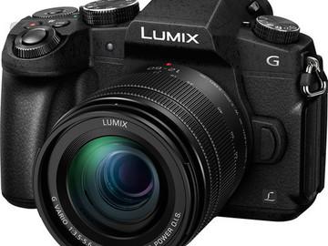 Panasonic Lumix G DMC‑G85 with 12-60mm Lens (4K Video)