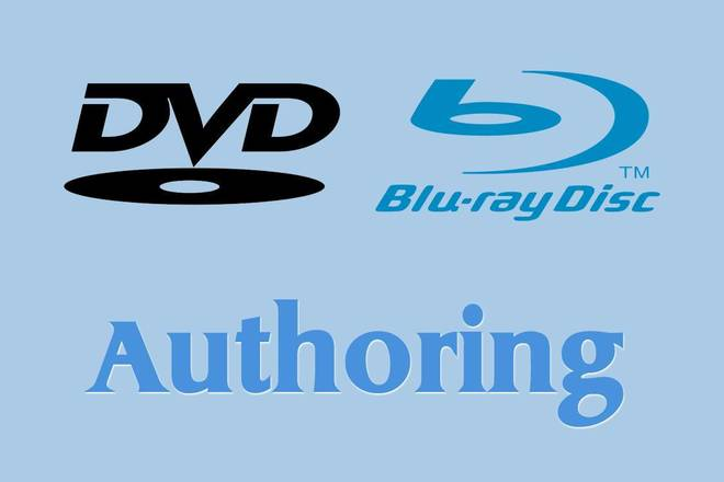 Los Angeles Bluray DVD Authoring - Starts at $60 Flat Rate