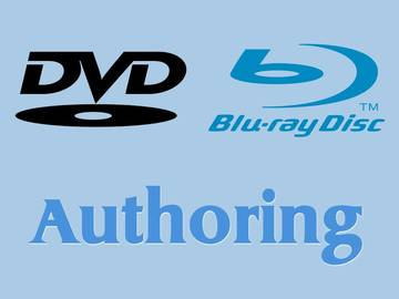 Rent: Bluray DVD Authoring