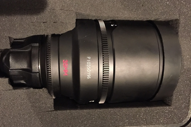 35mm Red Pro Prime
