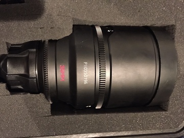 Rent: 35mm Red Pro Prime