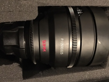 Rent: 50mm Red Pro Prime