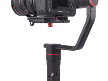 Rent: Feiyu A2000 3-Axis Handheld Gimbal for Mirrorless and DSLR C