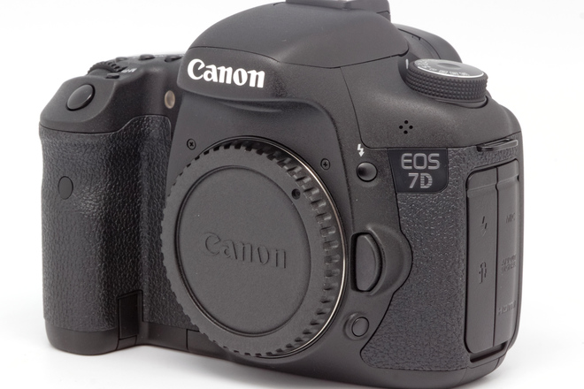 Canon 7D Kit Package