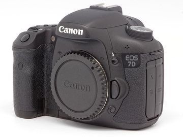 Rent: Canon 7D Kit Package