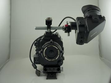 Rent: Sony PMW-F55 CineAlta Digital Cinema Camera