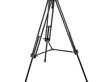 Rent: Manfrotto Tripod with 501 Video Head
