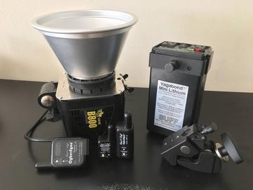 Rent: Paul C. Buff Vagabond Mini Strobe Battery