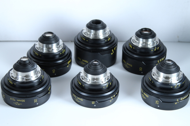 TLS Cooke Speed Panchro (Pick any 3)