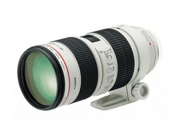 Rent: Canon 70-200mm 2.8 IS L