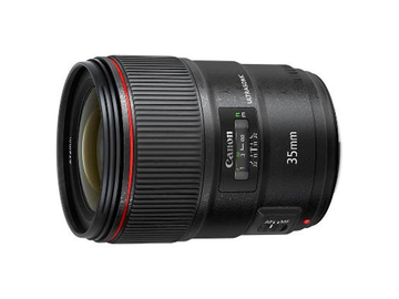 Rent: Canon 35mm 1.4 L II
