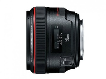 Rent: Canon 50mm 1.2 L