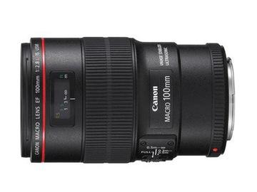 Rent: Canon 100mm 2.8 IS L Macro