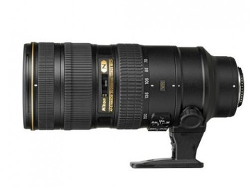 Rent: Nikon 70-200mm 2.8 VR II