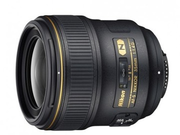 Rent: Nikon 35mm 1.4 G