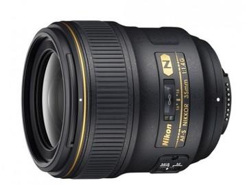 Nikon 35mm 1.4 G