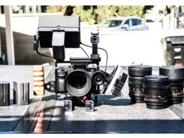 Rent: A7s II with robinson for Vishal