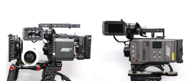 2 Arri Camera Package (Amira + Alexa Mini)