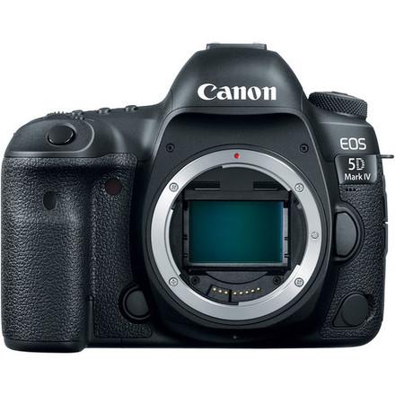 Canon 5D Mark IV with C-LOG