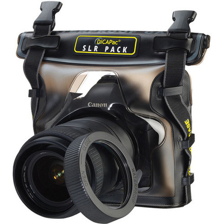 DiCAPac WP-S10  Underwater Housing for DSLRS