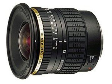Rent: Tamron AF 11-18mm Wide Angle Lens