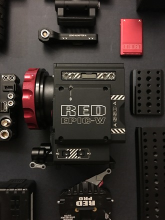 RED Epic-W Helium 8K S35 (Package)