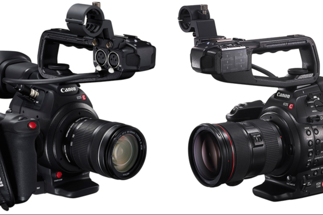 Canon C100 (AF Upgrade!)  w/ 24-70mm Canon Lens + Package