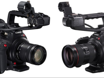 Rent: Canon C100 w/ 24-70mm Canon Lens, Mic and Tripod!