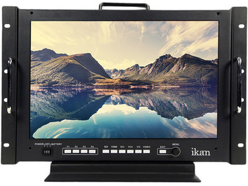 "Rent: Ikan VXF17 17"" Production Monitor"