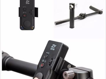 Rent: Zhiyun Crane  Crane Version 2, with Handle Bars and Remote