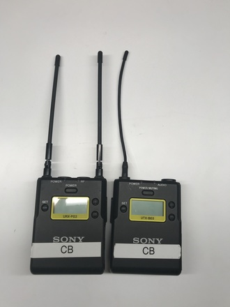 Sony UWP-D11 Camera-Mount Wireless Omni Lavalier Microphone