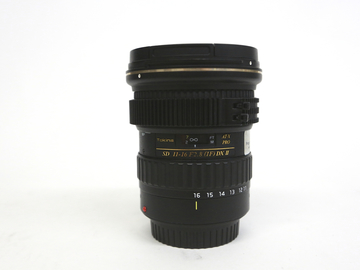 Rent: Tokina AT-X 11-16mm f/2.8 116 Pro DX II