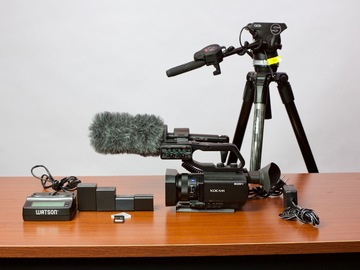 Rent: Sony PXW-X70 HD Camera Kit