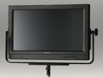 "Rent: Panasonic 17"" BT-LH1700 Monitor with Oppenheimer Yoke Mount"