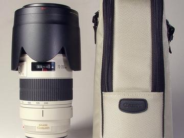 Rent: Canon EF 70-200mm f/2.8L USM