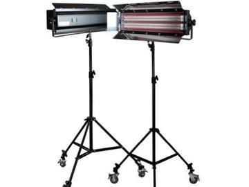 Rent: Video lights