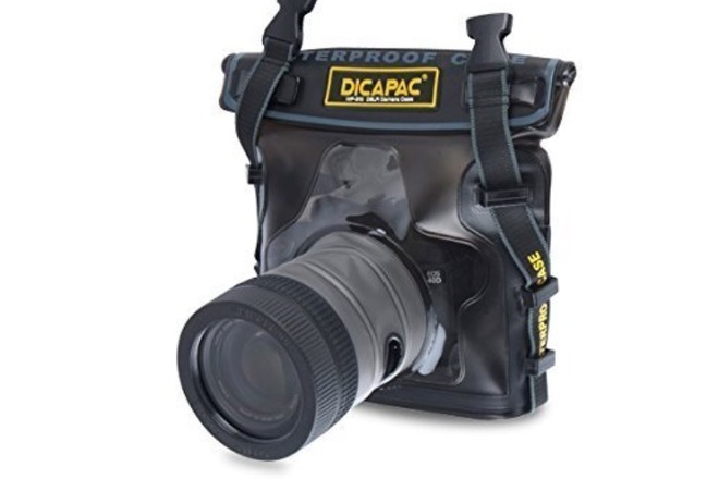 Dslr waterproof case