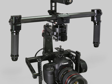 Rent: DJI Ronin-MX Full Package With Canon 5D Mark IV