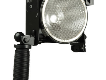 Rent:  Lowel Omni-Light 500 Watt Focus Flood Light (120-240VAC/12-