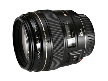 Rent: Canon EF 85mm f/1.8 USM Prime Lens
