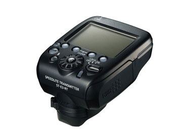 Rent: Canon ST-E3-RT Speedlite Transmitter (up to 15 flash units)