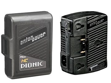 Rent: Anton Bauer Dionic 90 HC Power Pack