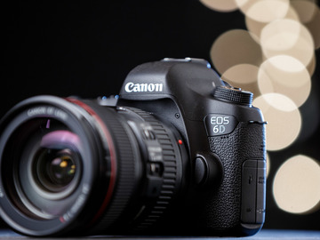 Rent: Canon 6D; 2 Batteries, 32 Gig Card, Backpack, Choice of Lens